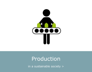 Production in a sustainable economy