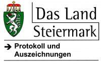 Das Land Steiermark, Protokoll und Auszeichnungen